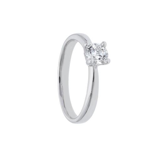 Solitario diamante 0,50 Ct Vs Color E.