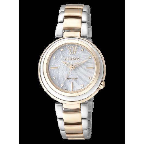 Reloj mujer EM0335-51D Citizen.