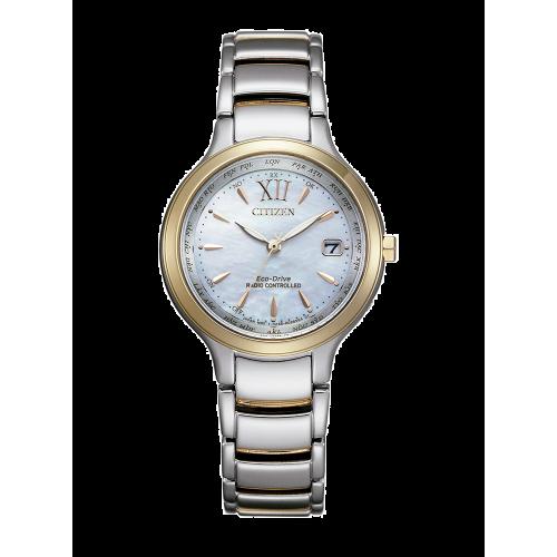 Reloj mujer Ec1174-84D Citizen Radiocontrolado