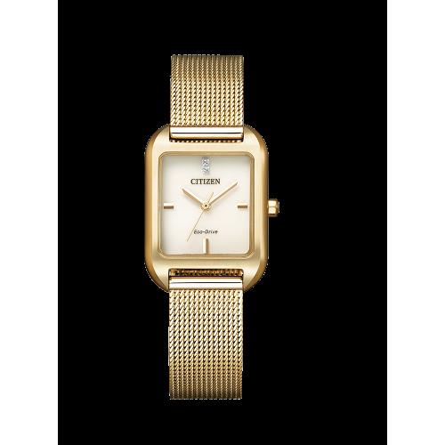 Reloj mujer EM0493-85P Citizen.