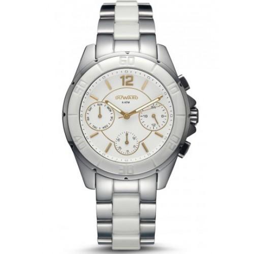 Reloj mujer D27025.10 Duward Cerámica.